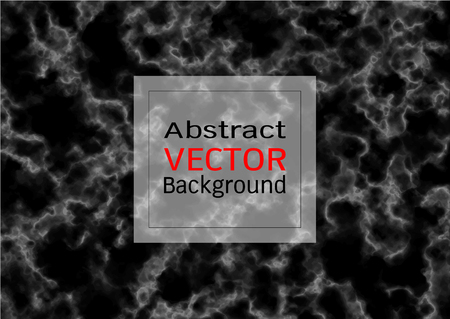 Abstract black marble texture, Vector pattern background, Trendy template inspiration for your design, Easy to use by print a special offer or add your own emblem, images, and text , whatever you want.  イラスト・ベクター素材