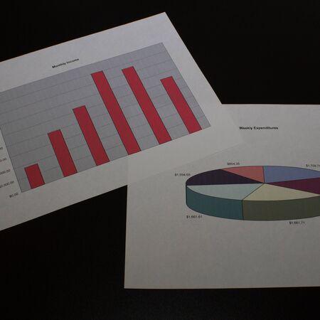 Pie Chart en Bar Graph