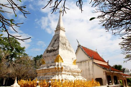 Phra That Si Song Rak, loei Thailand