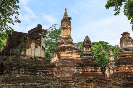 Historical park , Thailand Stock Photo - 16937183