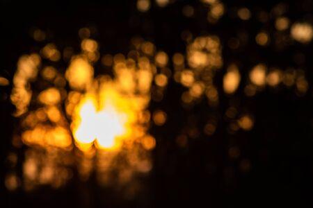 photo of lights at night bokeh
