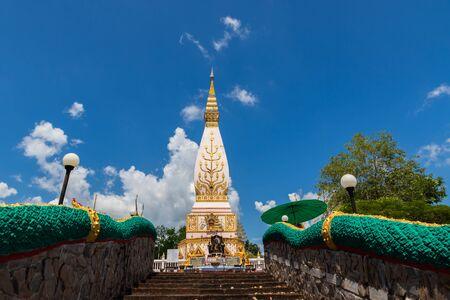 Phar That Satcha in Tha-li Loei,Thailand 写真素材
