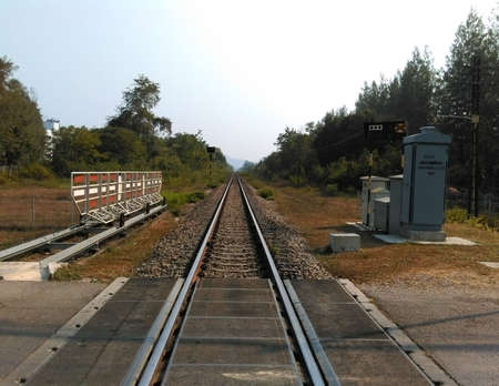 countrysides: railway