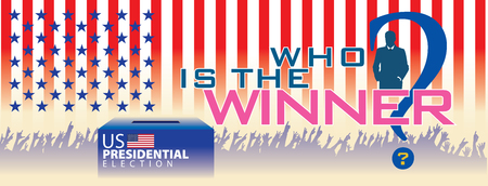 presidential election: Who is the winner in United State of America Presidential Election.