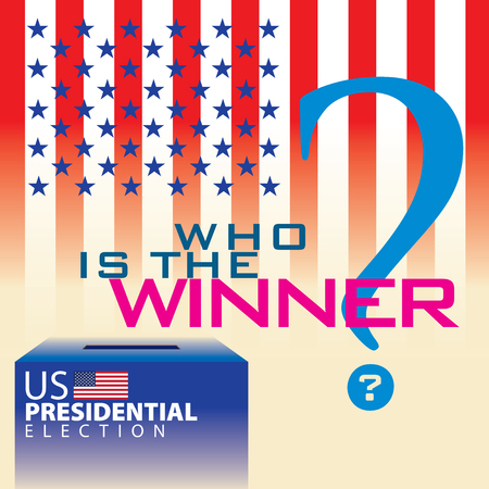 senator: Who is the winner in United State of America Presidential Election.