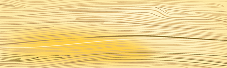 illustration for Texture of brown wood plate background.