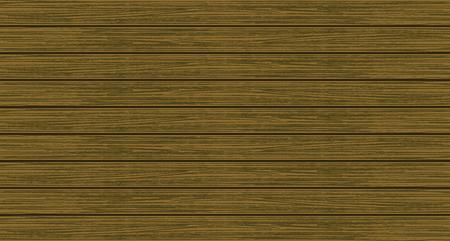 De textuur van teakhout voor plaatsing op Pallate. Stock Illustratie