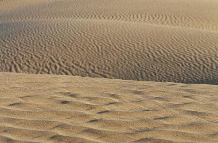 sand dunes: Sand dunes - Khuri near Jaisalmer, India