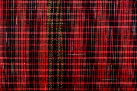 Colorful batik cloth fabric background  photo