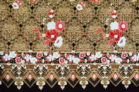 batik: Colorful tissu batik tissu de fond