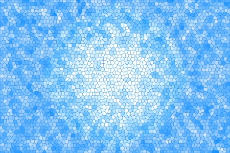 Abstract stained glass background photo