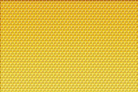 Honeycombs  background Stock Photo