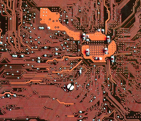 Circuit board background  Imagens