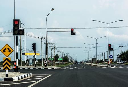 red traffic light: Red Traffic Light