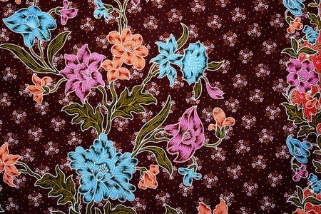 Padrões batik bonitas
