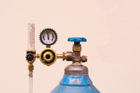 アルゴン調整器溶接装置
