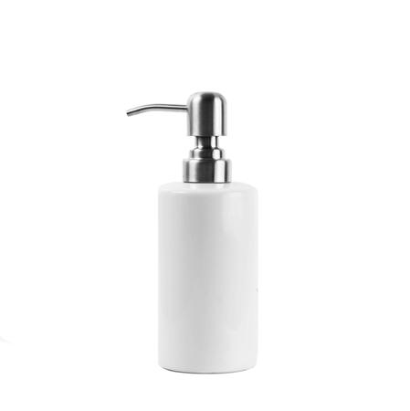 push: push bottle blank product Stock Photo