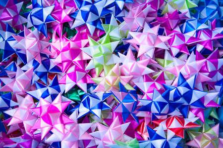 ribbin: Ribbin flower Stock Photo