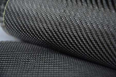 carbon twill composite material