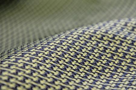 fibra carbono: La fibra de carbono de fondo material compuesto Foto de archivo
