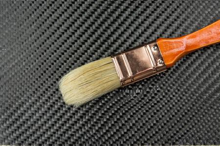 fibra de carbono: de fibra de carbono de fondo material compuesto