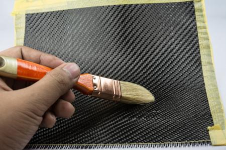 fibra carbono: de fibra de carbono de fondo material compuesto