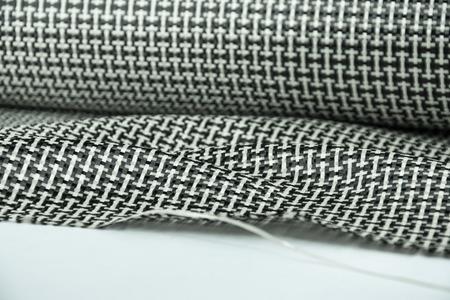 materia prima: black carbon fiber composite raw material background Foto de archivo