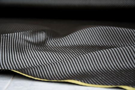 fibra de carbono: La fibra de carbono de fondo material compuesto Foto de archivo