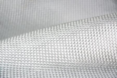 white: White carbon fiber composite raw material background Stock Photo