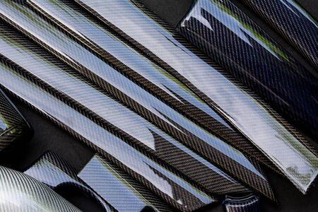 Carbon fiber composite product for motor sport and automotive racing Standard-Bild