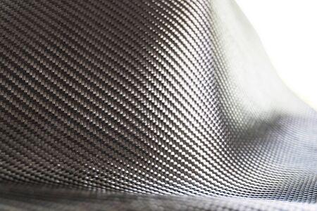 Carbon fiber black raw material composite Standard-Bild