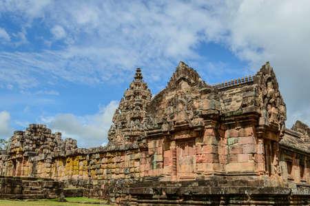 rung: Khao Phanom Rung castle