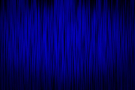 Abstract blue curtain background. Stock Photo