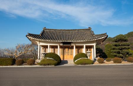 temple in seoul.korea