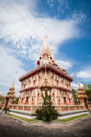 Wat Cha-lungo, Phuket, Thailandia