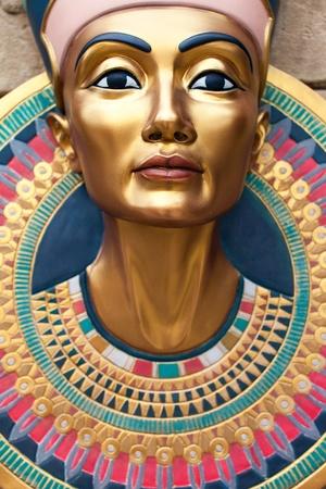 pharaoh Egypt Ancient Stock Photo