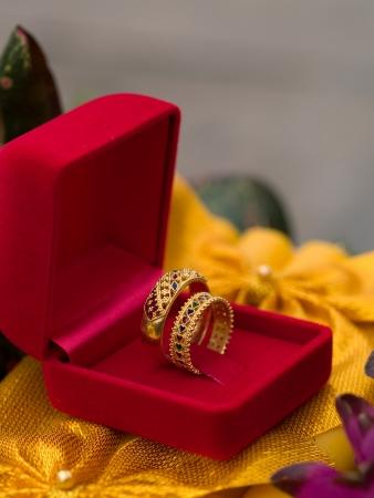 Wedding ring Stock Photo - 20977729