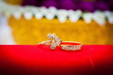 Wedding ring Stock Photo - 20979591