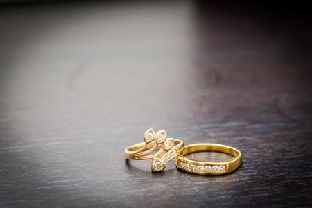 Wedding ring Stock Photo - 20979592
