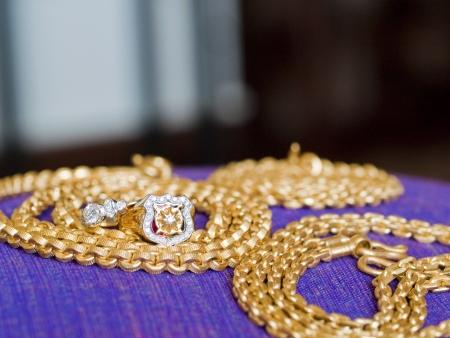 Wedding ring Stock Photo - 20979593
