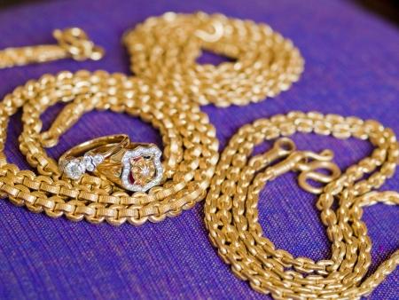 Wedding ring Stock Photo - 20979605