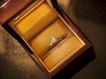 Wedding ring Stock Photo - 20979613