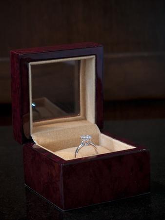 Wedding ring Stock Photo - 20979621