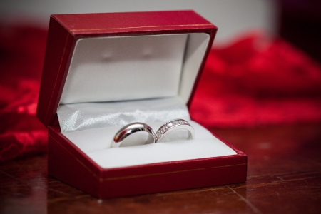 Wedding ring Stock Photo - 20979632