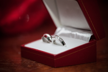 Wedding ring Stock Photo - 20979774