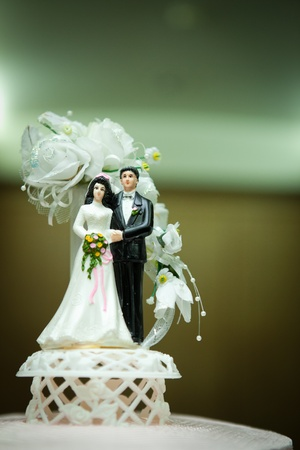 bambola matrimonio