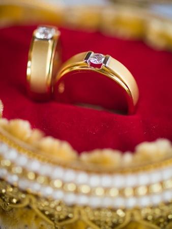 Wedding ring Stock Photo - 20980102