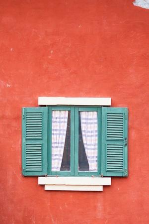 Finestra Antique - Vecchie Finestre italiano