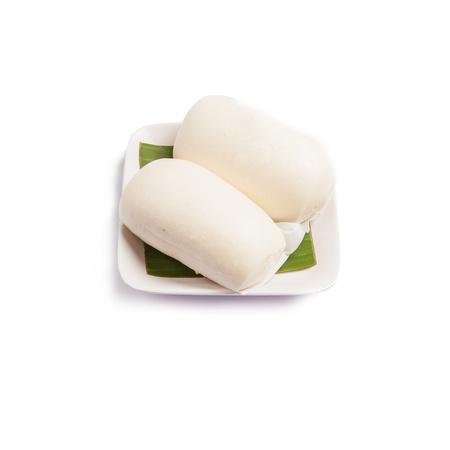 mantou - steamed stuffed bun