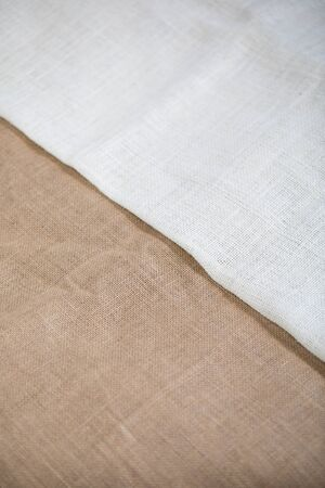 fabric texture with space background